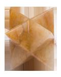 MERCABA STAR 4 CMS ( GOLDEN QTZ )