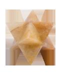 MERCABA STAR 4 CMS ( YELLOW AVENTURINE )