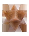 MERCABA STAR 4 CMS ( GOLDEN QTZ ) - 3511