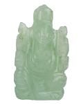 Green Aventurine Ganesha Small Size