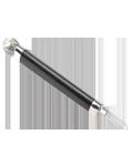 Black Tourmaline Plain Healing Stick