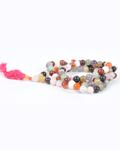 Multi Stone Jap Mala 108 Beads