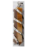 Tige Eye Wire Wrap Point Pendant