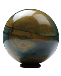 Fancy Jasper Spheres