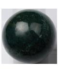 Green Jasper Spheres