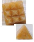 Yellow Av. Under carved 9 pyramids