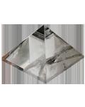 Crystal Qtz 2.5 cms Pyramid
