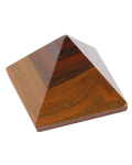 Tiger eye 2.5 Cms Pyramid
