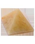 Yellow Aventurine 2.5 Cms Pyramid