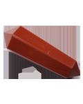 Red Jasper 6 Side DT - 7.5 Cms