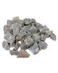 Grey Quartz Cabbing Rough Tumble Rocks